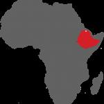 Karte Äthiopien, Adigrat
