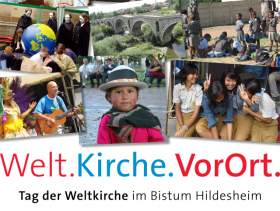 Die Weltkirche zu Gast in Hildesheim