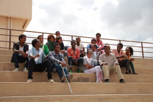 Rahel Gruppenfoto Stipendiaten