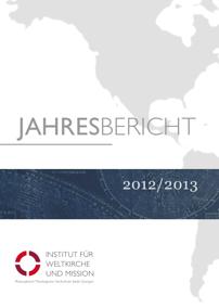 IWM Jahresbericht 2013 Vorschau