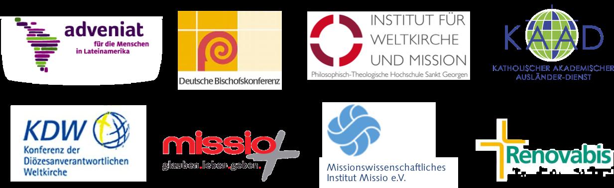 Logos der AMP-Partner