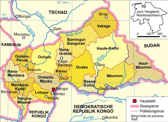 Zentralafrikanische-republik