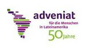 Stipendiengeber Adveniat Logo